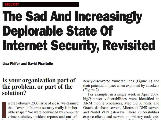 Sadanddeplorablesecurity2007
