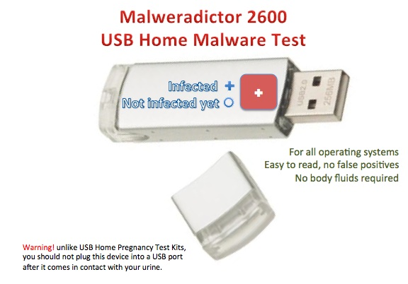 USBHomeMalwareTest1