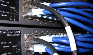 Switch-Ethernet-Connection