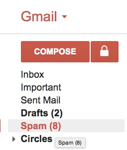 Gmail_spam